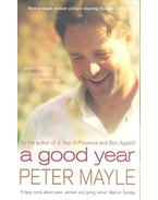 A Good Year - Mayle, Peter