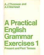 A Parctical English Grammar Exersises 1 - Present and Past Tenses - THOMSON, A. J. - MARTINET, A. V.
