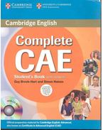 Complete CAE - BROOK-HART, GUY,  HAINSE, SIMON