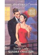 Mac's Angels: Scarlet Lady - Chastain, Sandra