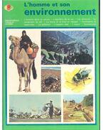 L'homme et son environnement - HARRIS, A. - HARRISON, C. - SMITHSON, P.