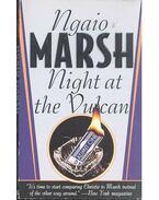Night at the Vulcan - Marsh, Ngaio