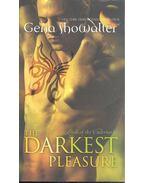 The darkest Pleasure - Showalter, Gena