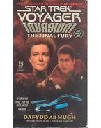 Star Trek Voyager - The Final Fury - HUGH, DAFFYD AB