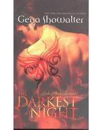 The Darkest Night - Showalter, Gena