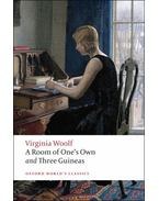 A Room of One's Own, and Three Guineas - WOOLF, VIRGINA