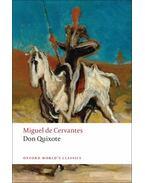 Don Quixote de la Mancha - Cervantes Saavedra, Miguel de