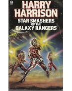 Star Smashers of the Galaxy Rangers - Harrison, Harry