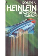 Beyond this Horizon - Robert A. Heinlein