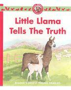 Little Llama Tells the Truth - Albee, Sarah