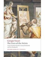 The Lives of the Artists - Vasari, Giorgio