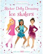 Sticker Dolly Dressing Ice Skaters - Watt, Fiona
