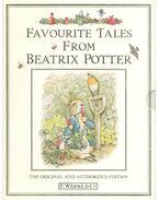 Favourite Tales from Beatrix Potter - Beatrix Potter