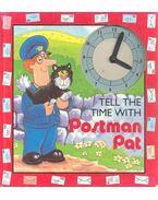 Postman Pat Clock Book - GREEN, ALISON