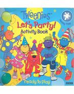 Let's Party! Activity Book - CROSSLEY, HEATHER