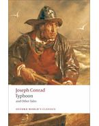 Typhoon and Other Tales - CONRAD,JOSEPH