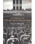 The Origins of the Second World War - A.J.P. Taylor