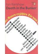 Death In The Bunker - Kershaw, Ian
