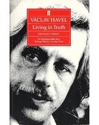 Living in Truth - Havel, Václav