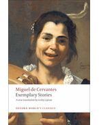 Exemplary Stories - Cervantes Saavedra, Miguel de