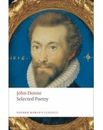 Selected Poetry - John Donne