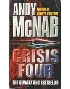 Crisis Four - McNab, Andy