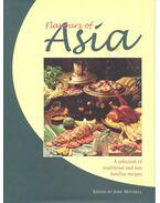 Flavours of Asia - MITCHELL, JOHN