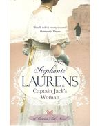 Captain Jack's Woman - LAURENS, STEHANIE