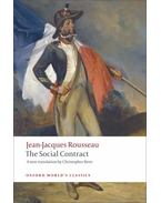 Discourse on Political Economy and The Social Contract - Rousseau, Jean-Jacques