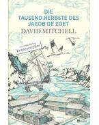 Die tausend Herbste des Jacob de Zoet - David Mitchell