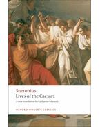 Lives of the Caesars - Suetonius