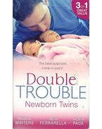 Doorstep Twins  - Those Matchmaking Babies - Babies in the Bargain - WINTERS, REBECCA - FERRARELLA, MARIE - PADE, VICTORIA