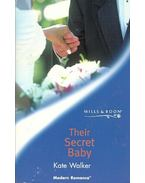Their Secret Baby - Walker, Kate