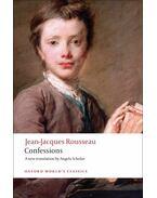 Confessions - Rousseau, Jean-Jacques