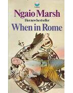 When in Rome - Marsh, Ngaio