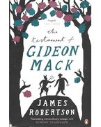 The Testament of Gideon Mack - ROBERTSON, JAMES