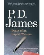 Death of an Expert Witness - JAMES, P.D.