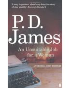 An Unsuitable Job for a Woman - JAMES, P.D.
