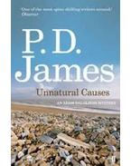 Unnatural Causes - JAMES, P.D.
