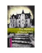 Mystery of Manor Hall - starter - CAMMACK, JANE