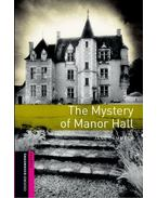 The Mystery of Manor Hall Pack - starter - CAMMACK, JANE