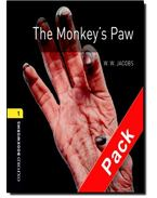 The Monkey's Paw Audio CD Pack - Stage 1 - JACOBS, W. W. - MOWAT, DIANE