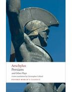 Persians and Other Plays - AESCHYLUS