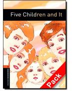 Five Children and It Audio CD Pack - Stage 2 - NESBIT, EDITH - MOWAT, DIANE