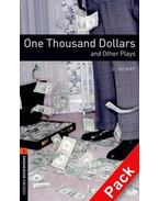 One Thousand Dollars and Other Plays Audio CD Pack - Stage 2 - O'HENRY - ESCOTT, JOHN