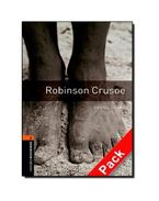 Robinson Crusoe Audio CD Pack - Stage 2 - DAFOE, DANIEL - MOWAT, DIANE