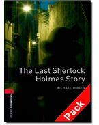 The Last Sherlock Holmes Story Audio CD Pack - Stage 3 - Dibdin, Michael