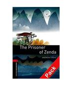 The Prisoner of Zenda Audio CD Pack - Stage 3 - HOPE, ANTHONY - MOWAT, DIANE