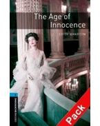 The Age of Innocence Audio CD Pack - Stage 5 - Wharton, Edith