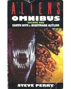 Earth Hive - Nightmare Asylum - Perry, Steve